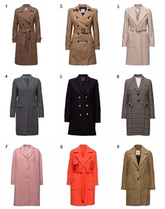 COATS FOR FALL featured image