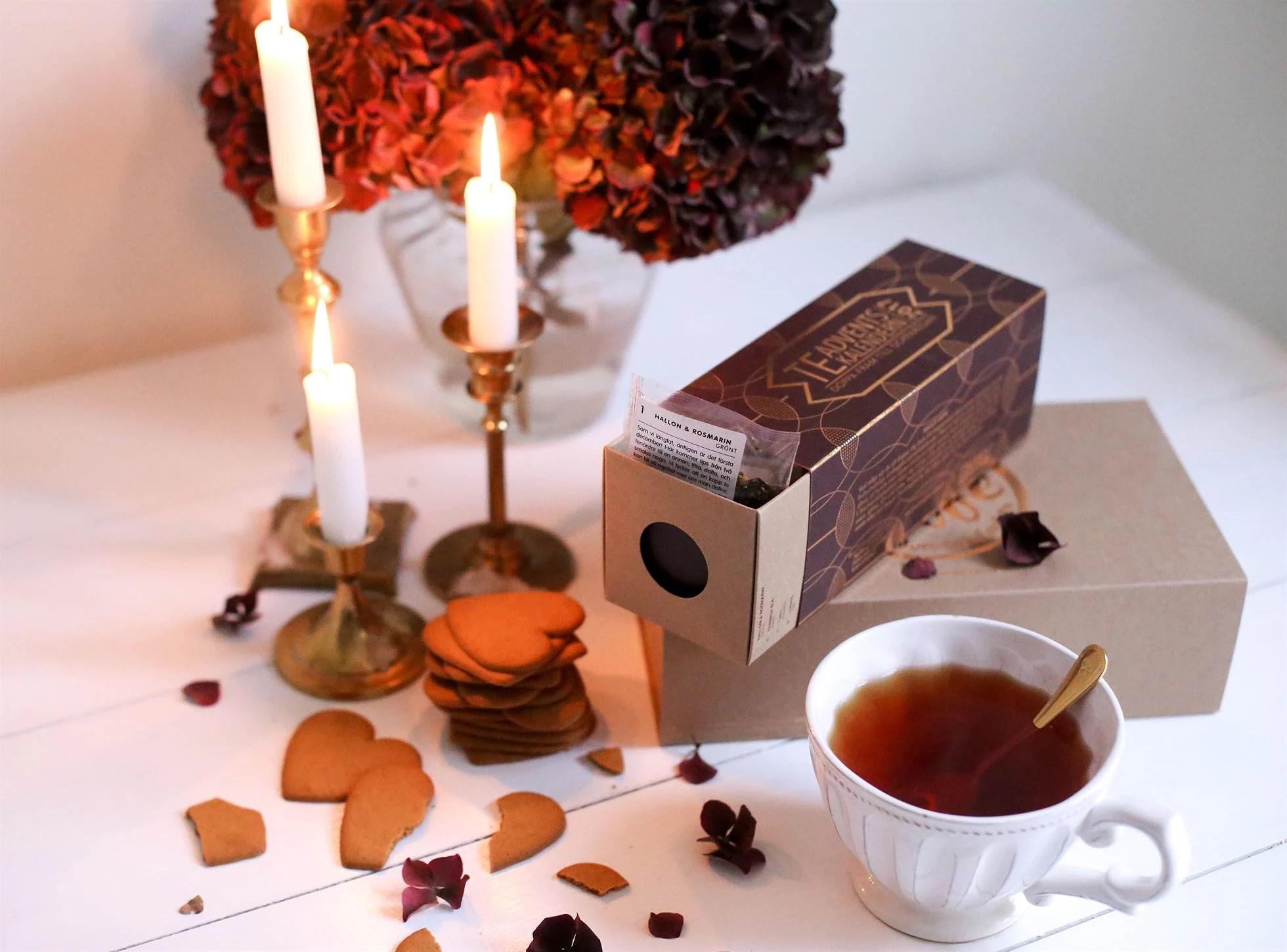 KAFFE & TEADVENTSKALENDERN