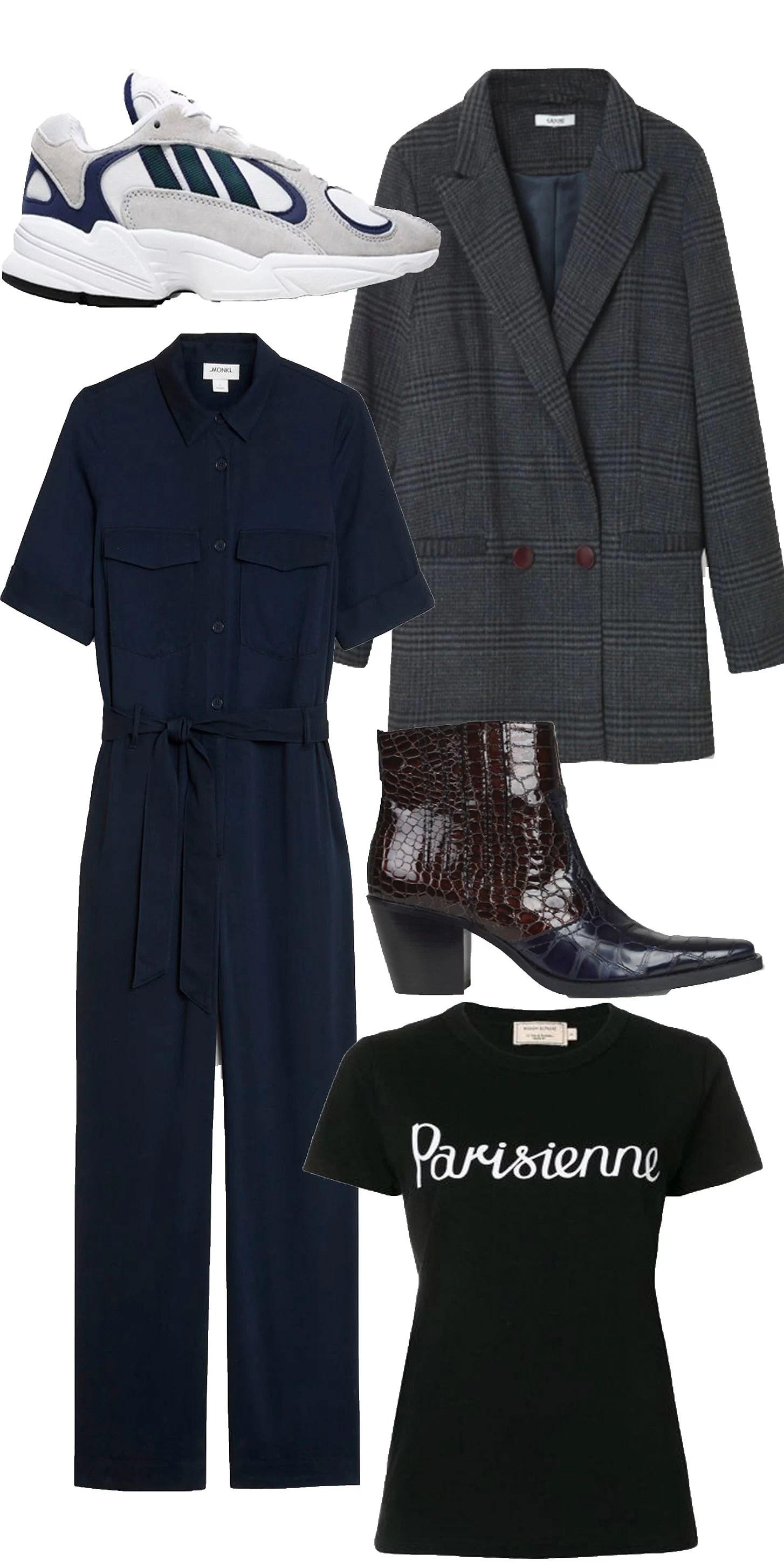 I dream to wear: Dark Colors