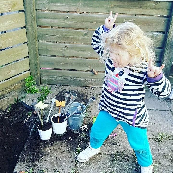 Trädgårds fix!