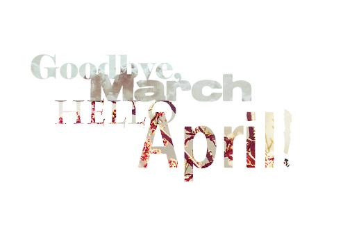 Första april