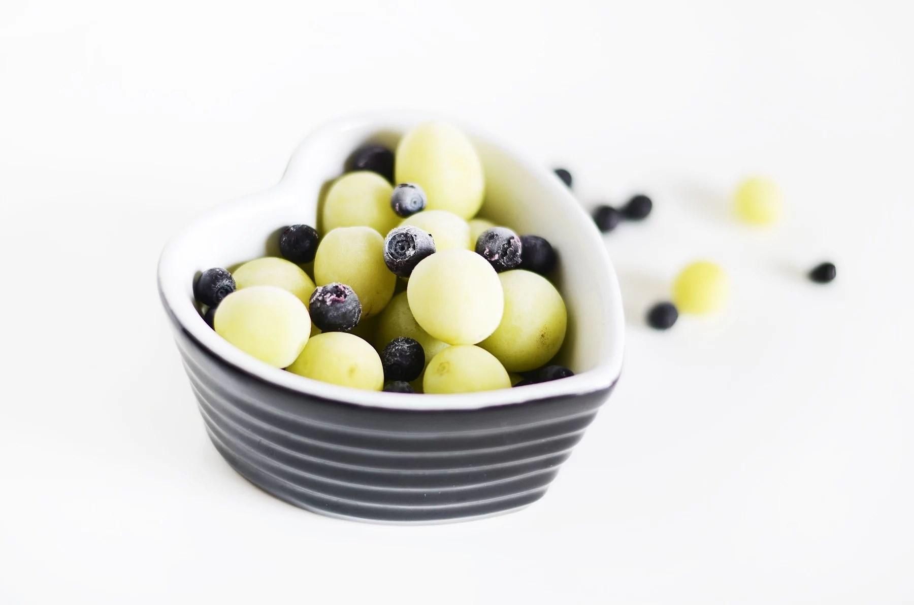 Supergott och nyttigt snacks
