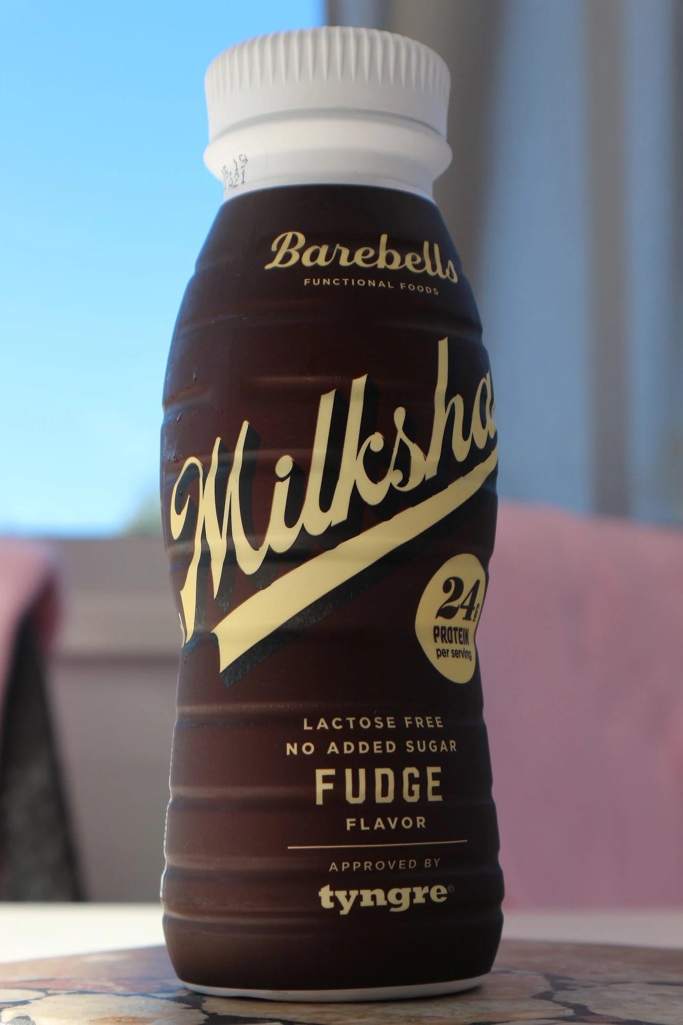TIPS : BAREBELLS MILKSHAKE