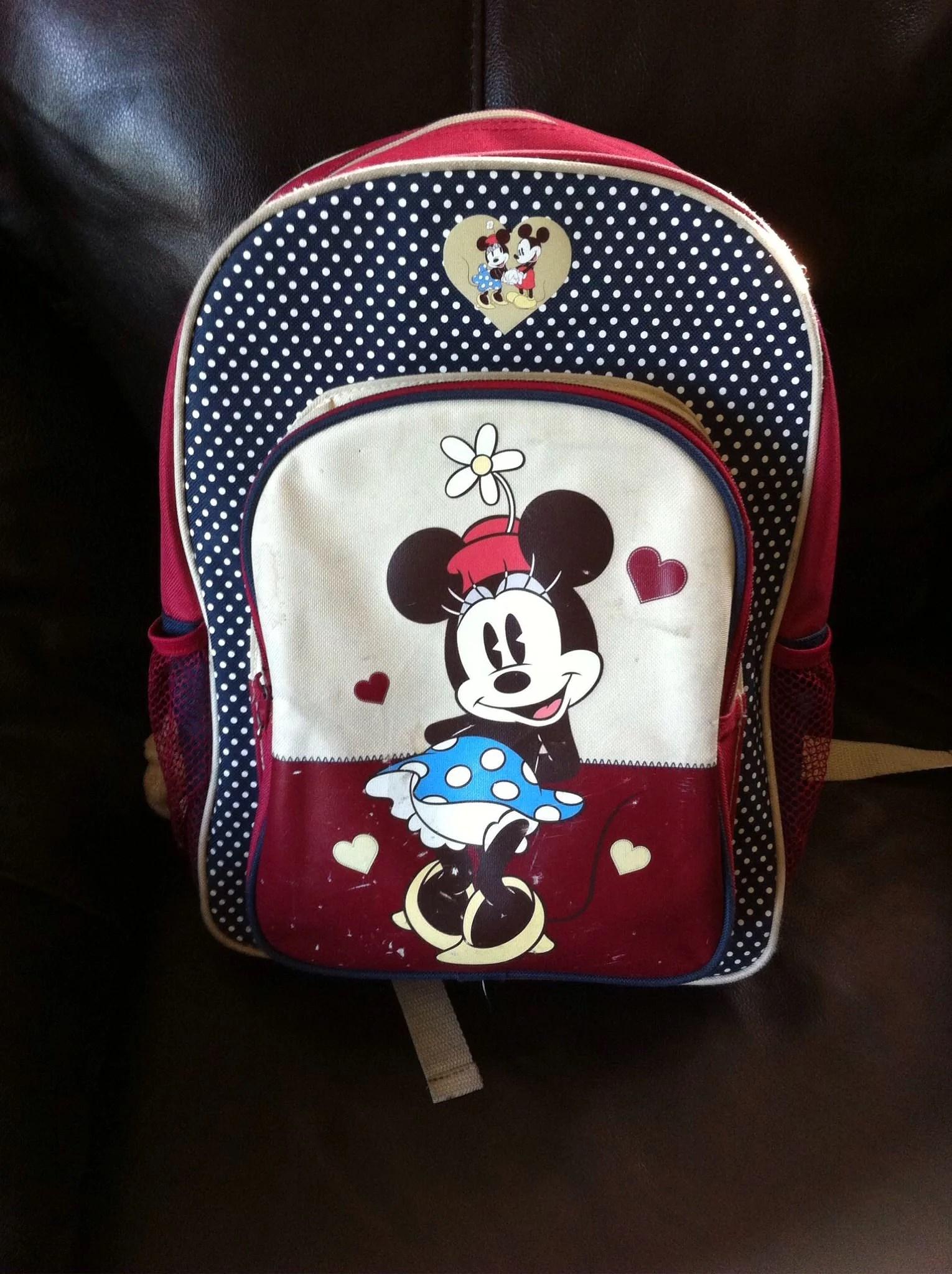 Vad ska man med in på Disneyland Paris - Bra att ha i ryggsäcken på DLP (EuroDisney)
