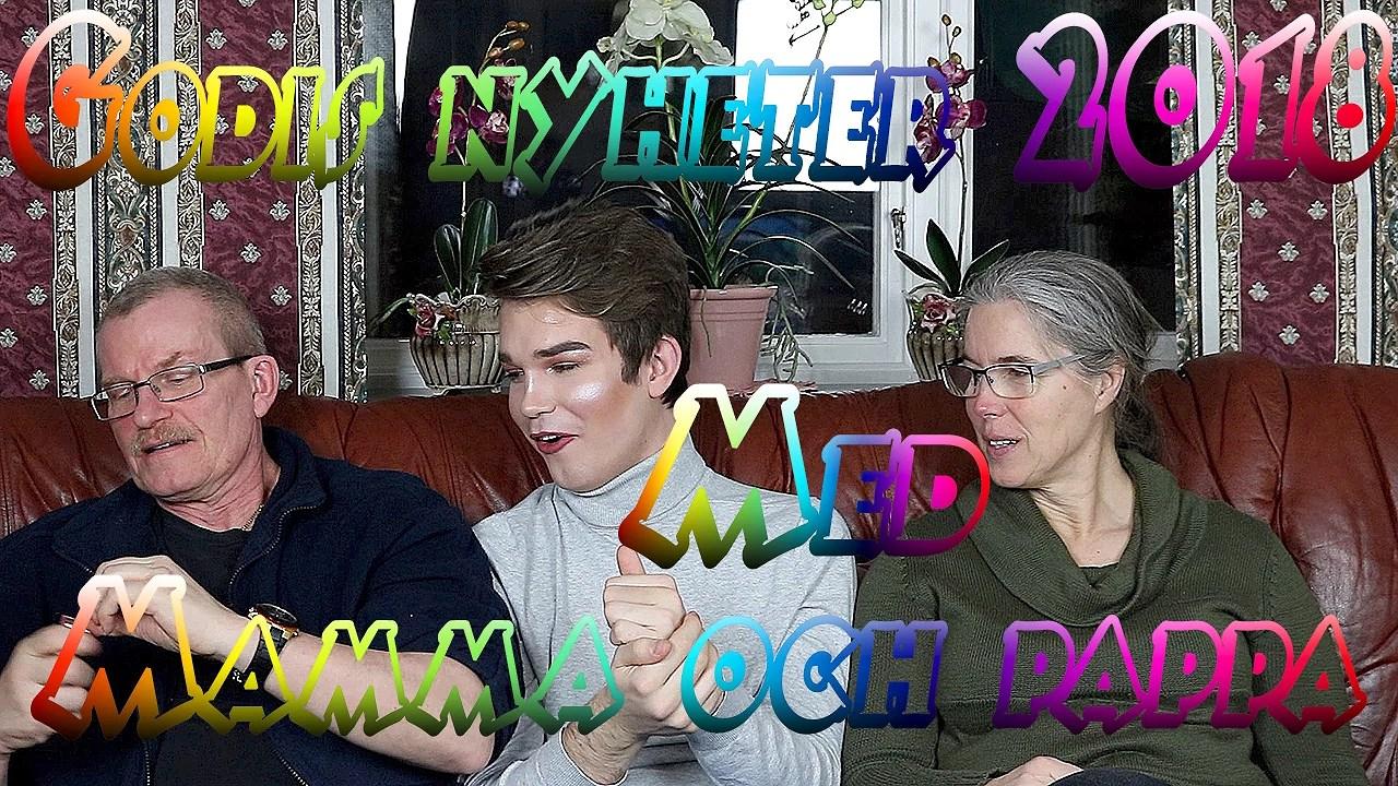 Mamma och pappa testar godis nyheter 2018 🍫🍬