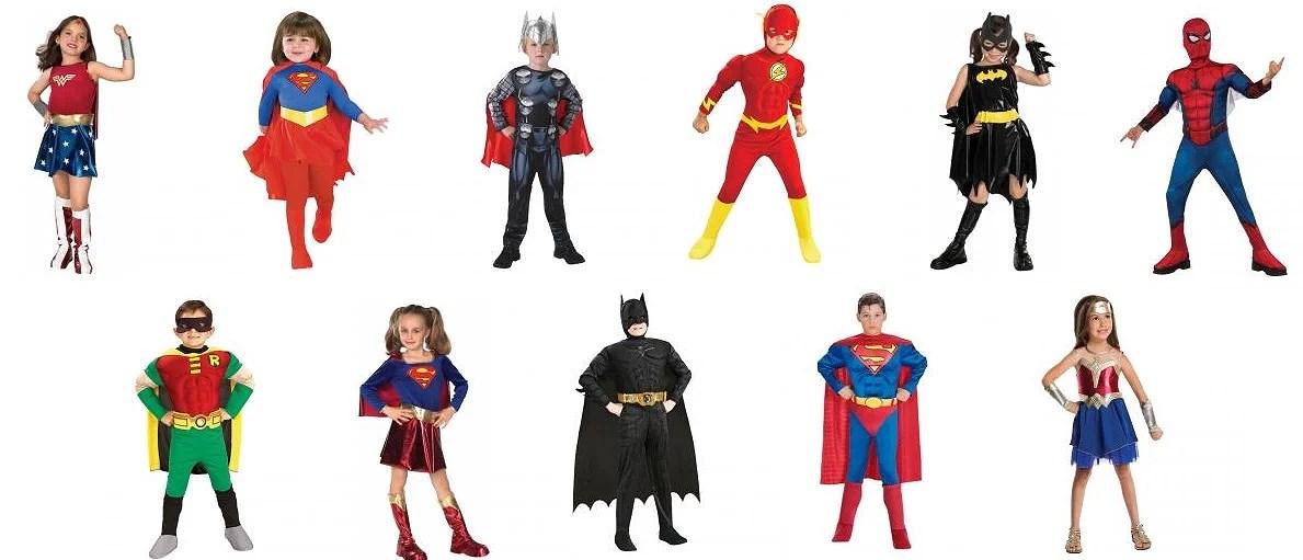 Superheroes.