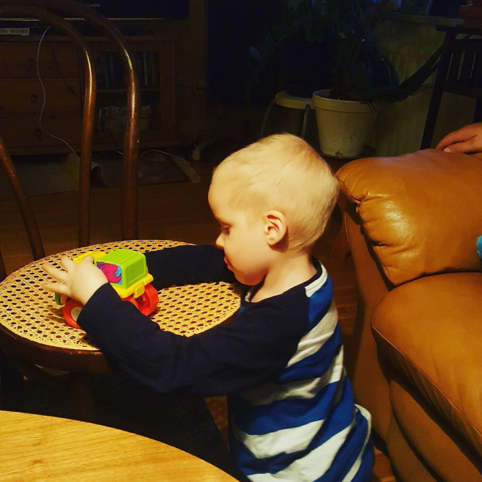 Firat barnens farfar