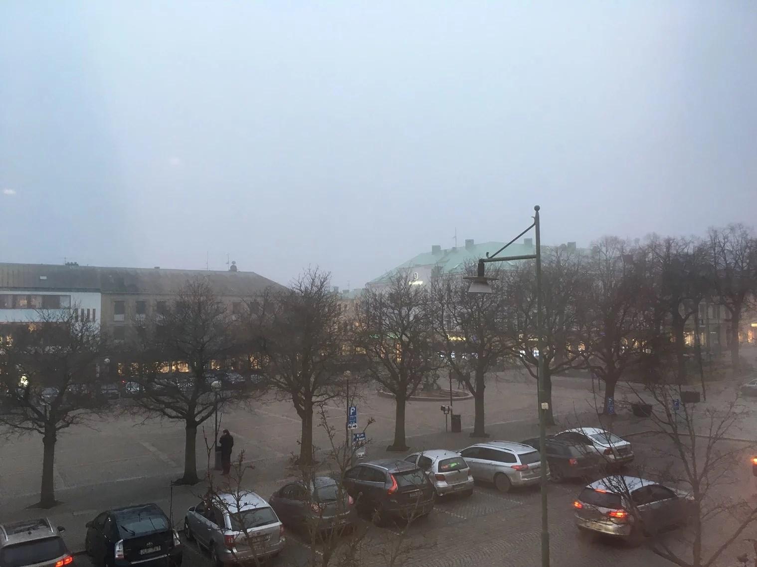 Denna dimmiga fredag