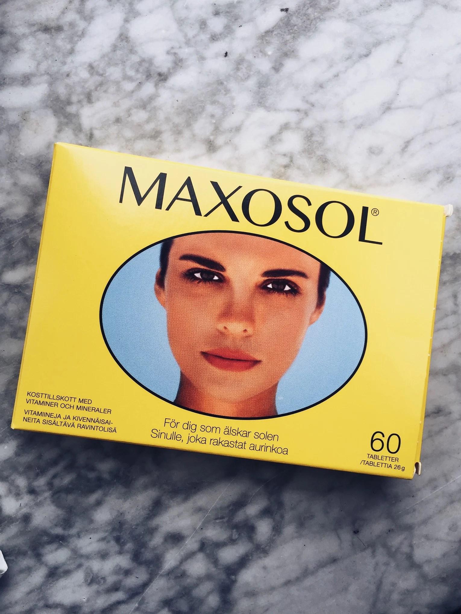 MAXOSOL ☀️ - BÄTTRE BRÄNNA