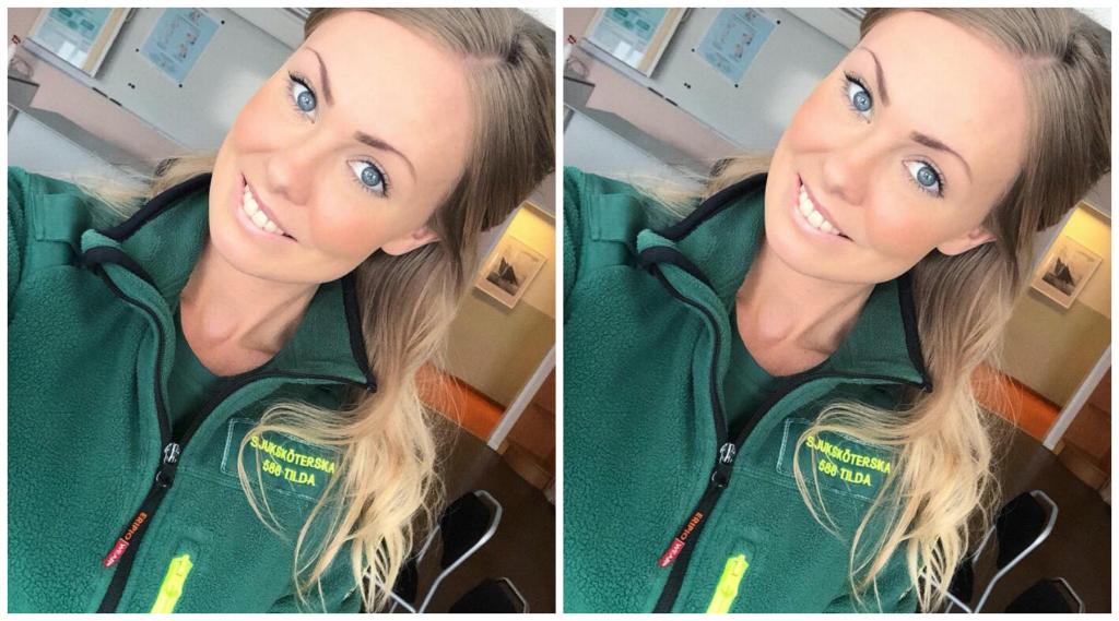 En dag som ambulanssjuksköterska