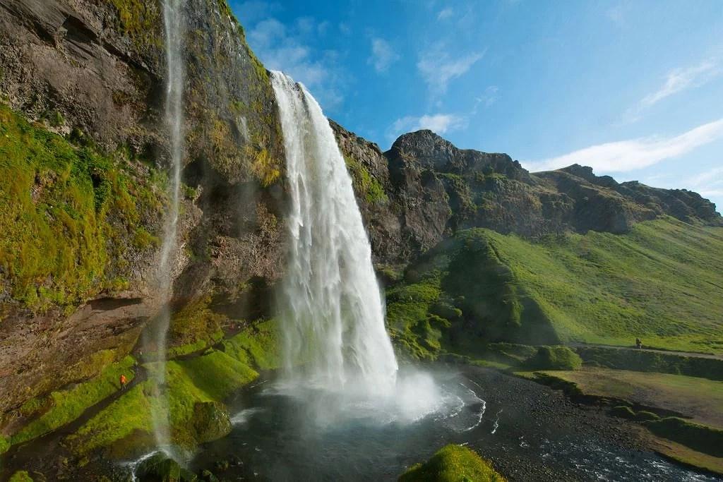 Island-vattenfall.