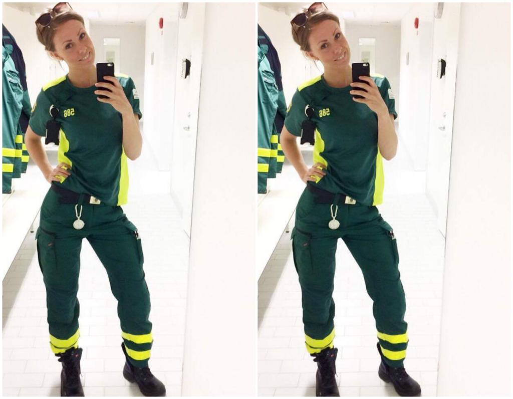Examination i ambulans