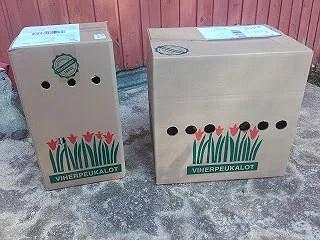 Trädgårdsuppdatering