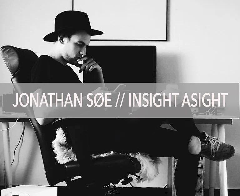 Video // Jonathan Søe #INSIGHTASIGHT