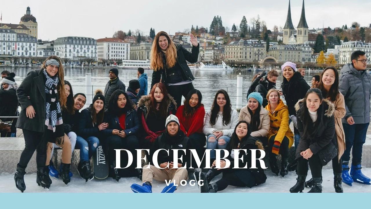 VLOG | December 2017