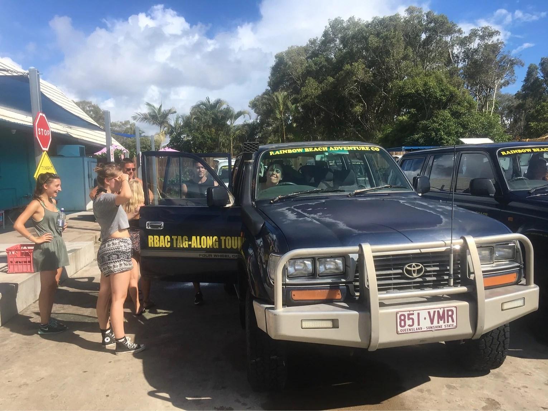 Fraser Island!