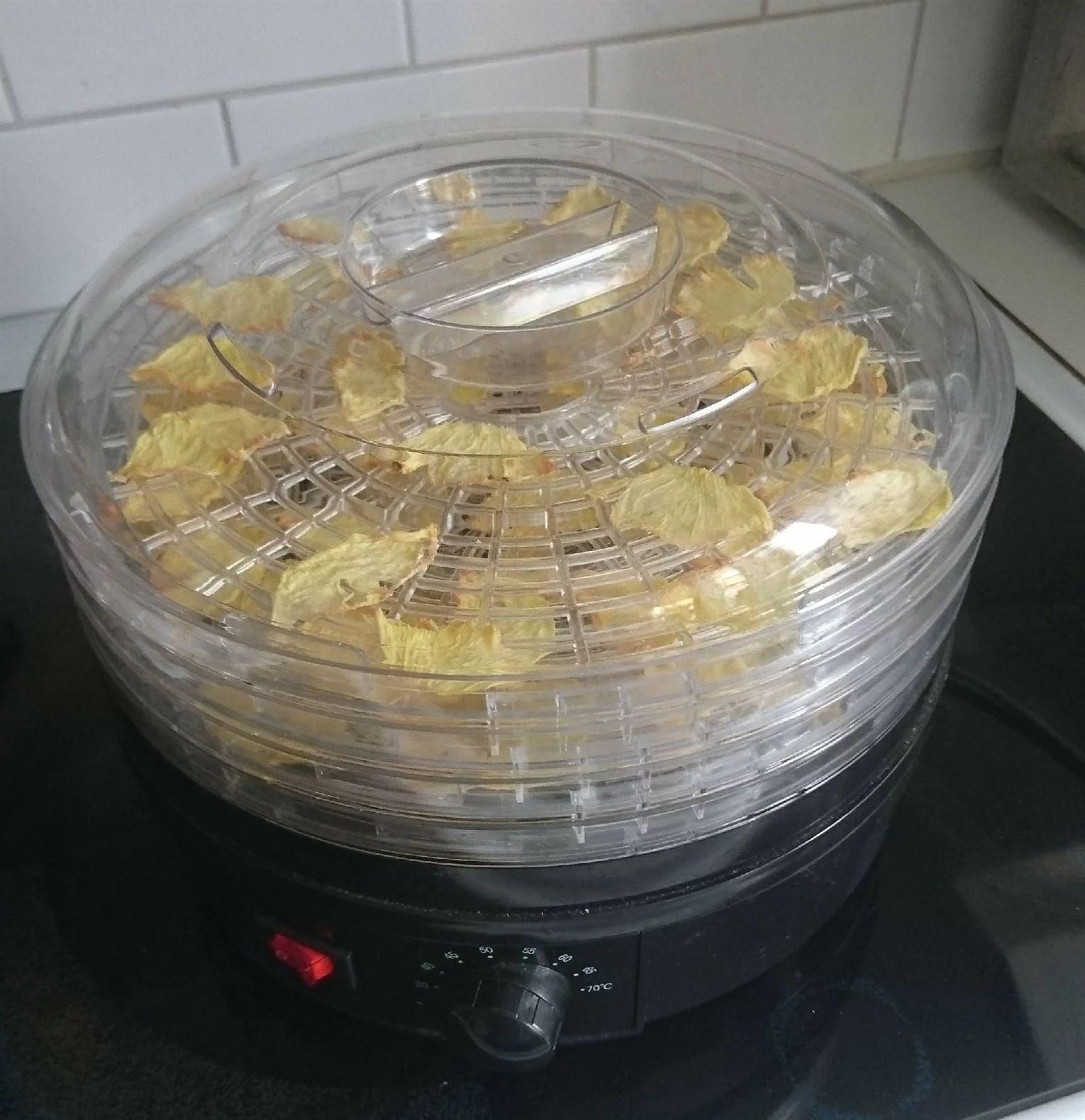 Frukt tork