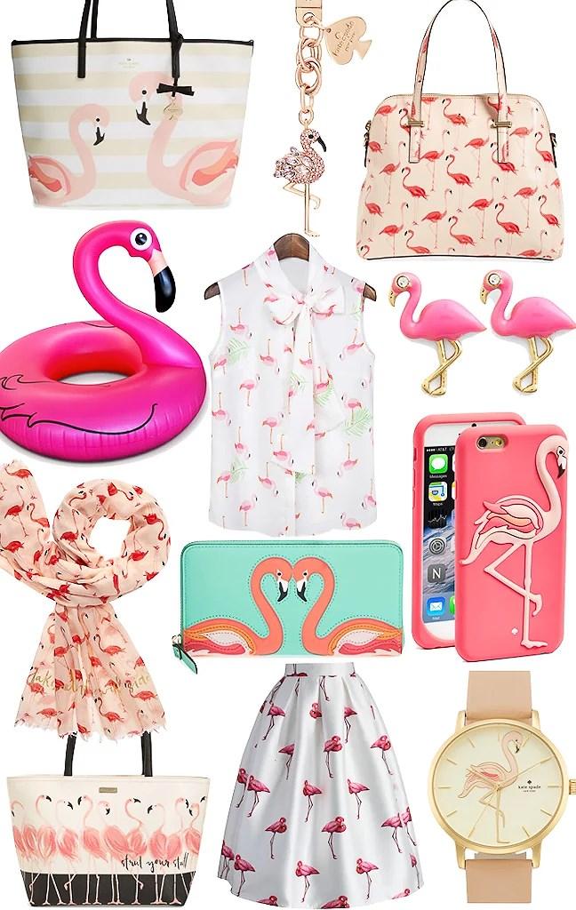 Flamingoerne kommer!