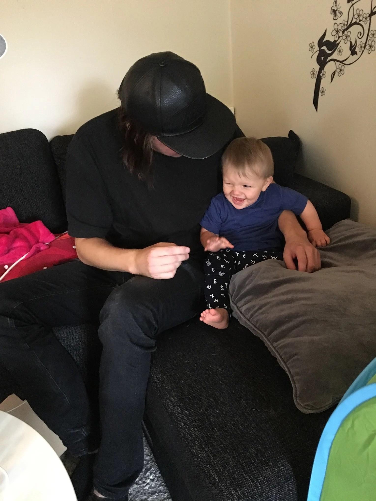 Bus med morbror