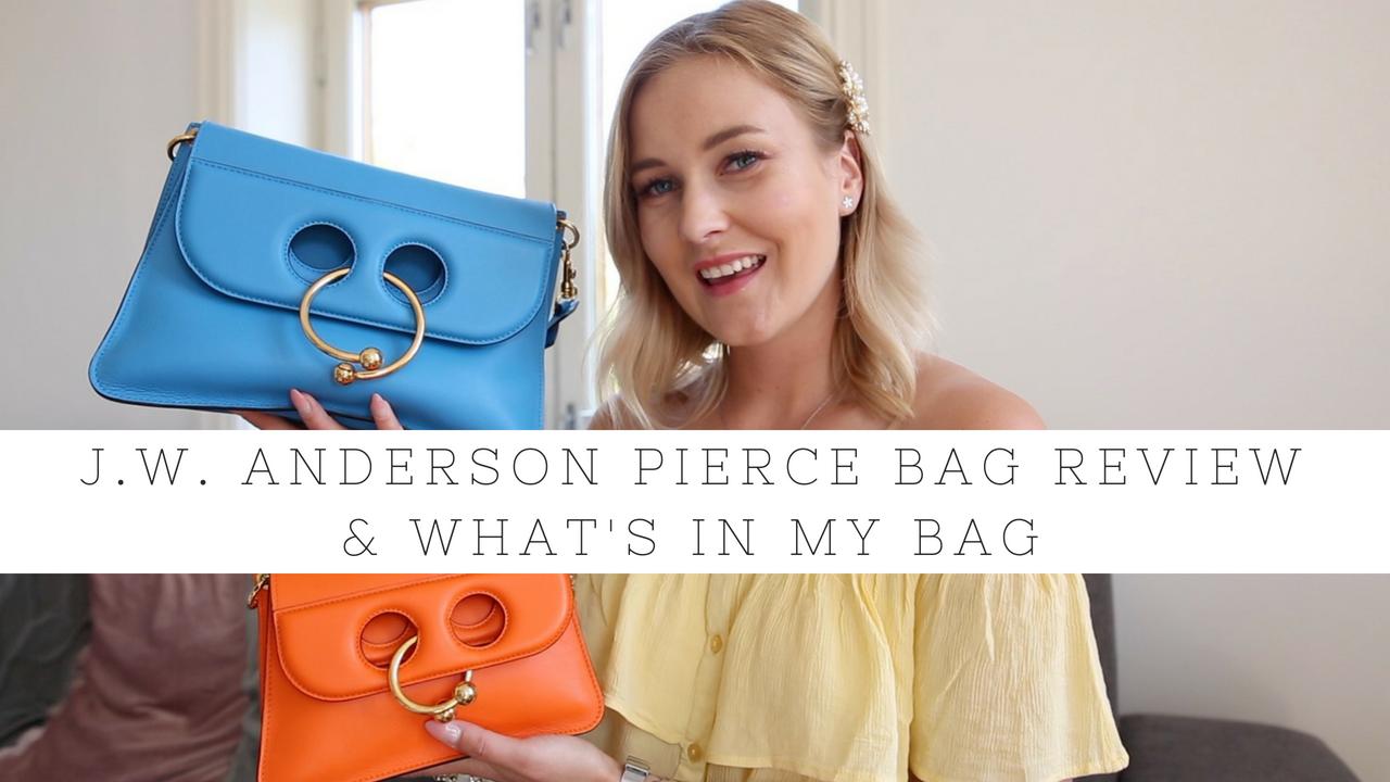 Video: J.W.Anderson Pierce bag review
