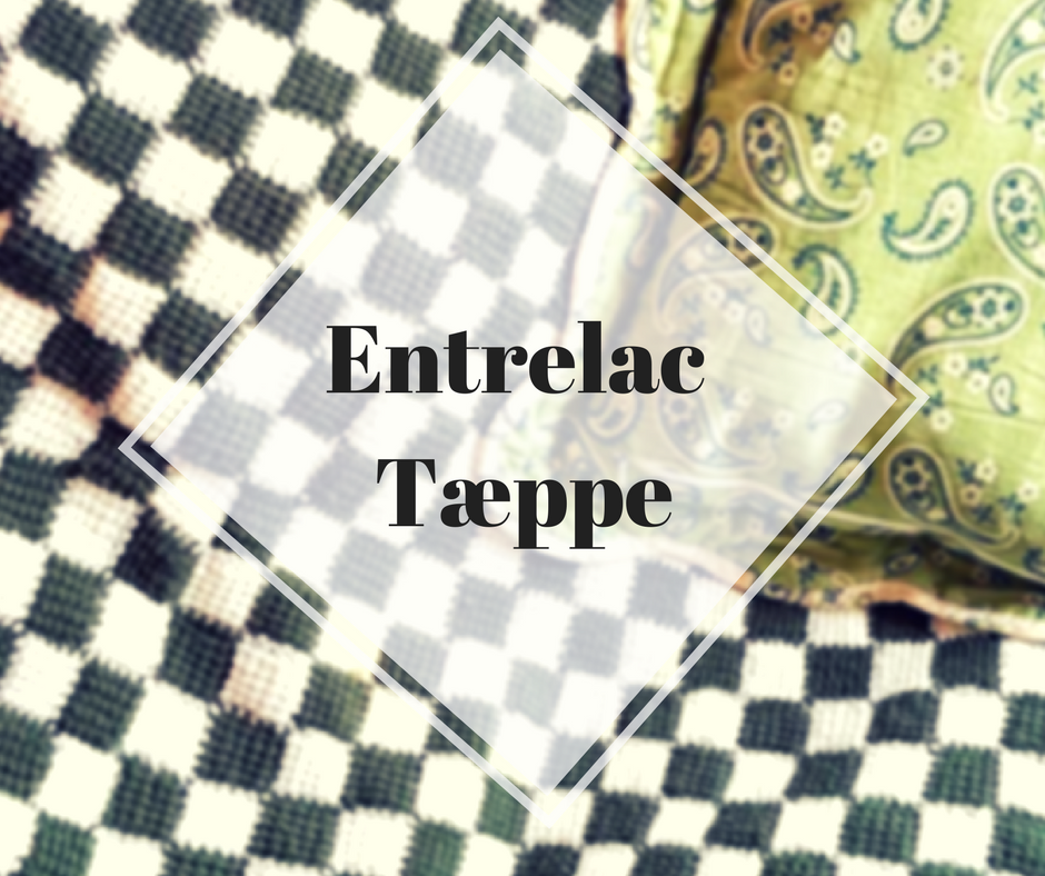 Entrelac Tæppe