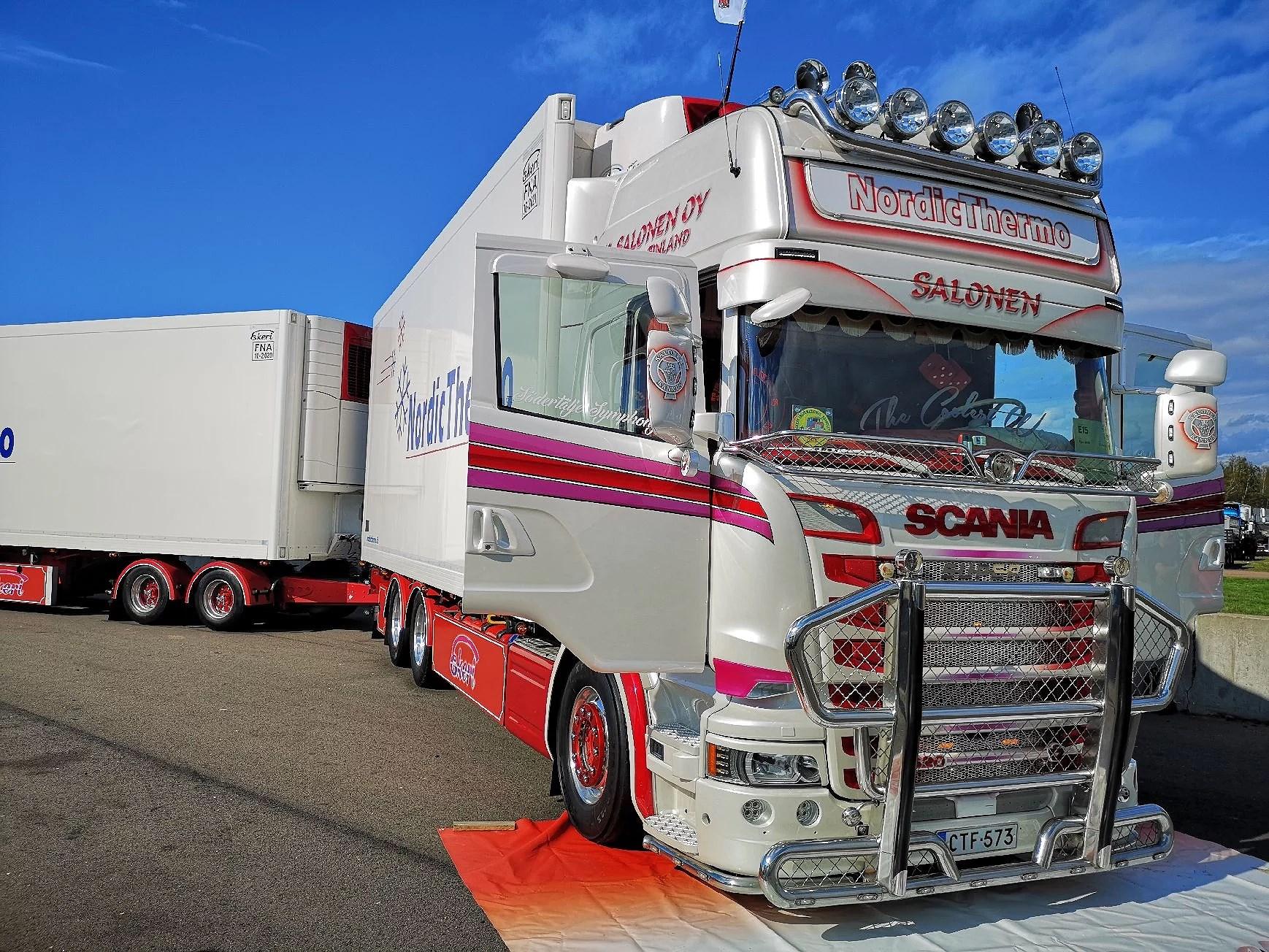 Skåne truckshow 2018