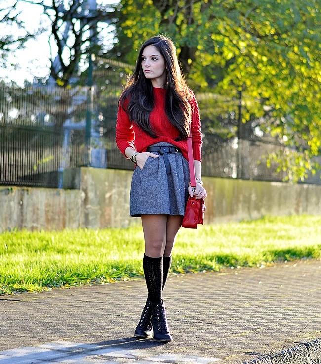 School Red...