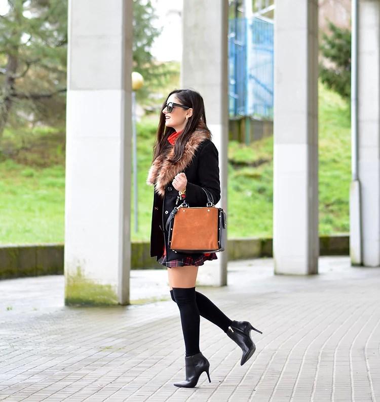 Zara_ootd_outfit_botines_tartan_choies_mango_abrigo_05