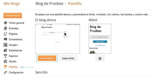 """Trucos para Bloggers: """"Ampliar el Tamaño de tu Blog"""""""