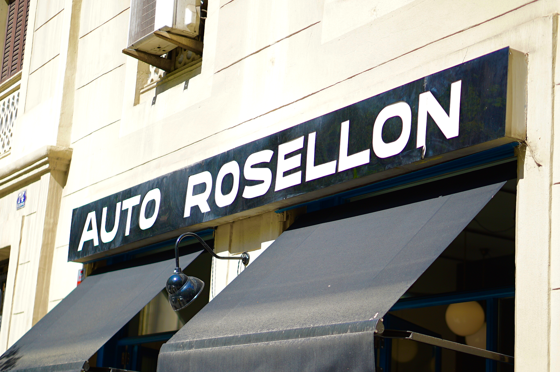 Auto Rosellon (Eating in Barcelona)