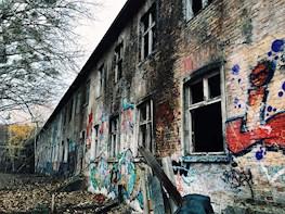 löwen adler kaserne haunted footsteps ghost abandoned