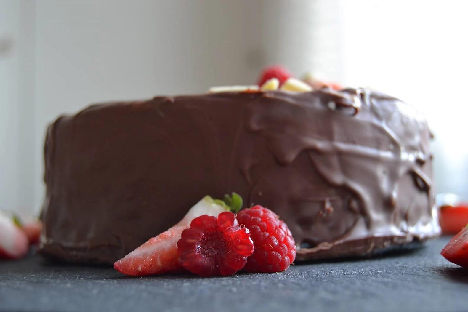 Magnum cheesecake -