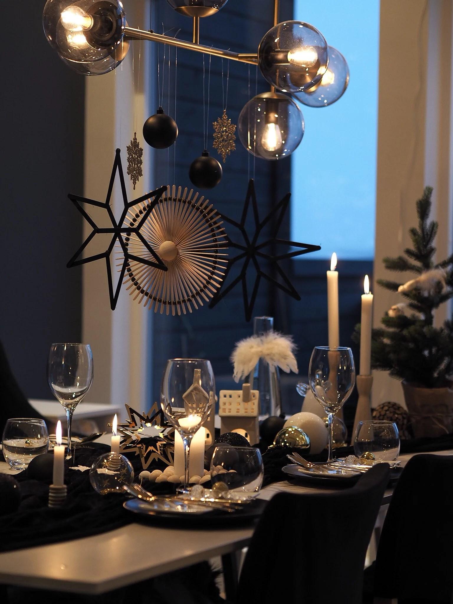 DIY Julesterner og dekor - Christmasstars and decor