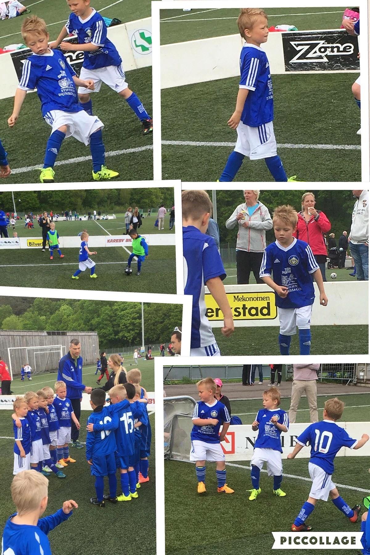 Fotboll för hela slanten!