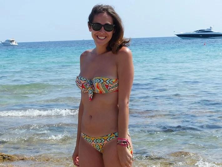 Bikini tribal