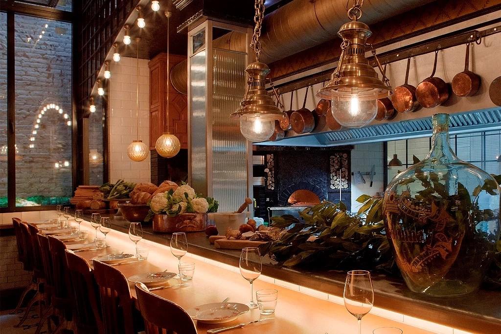 restaurante eixample barcelona