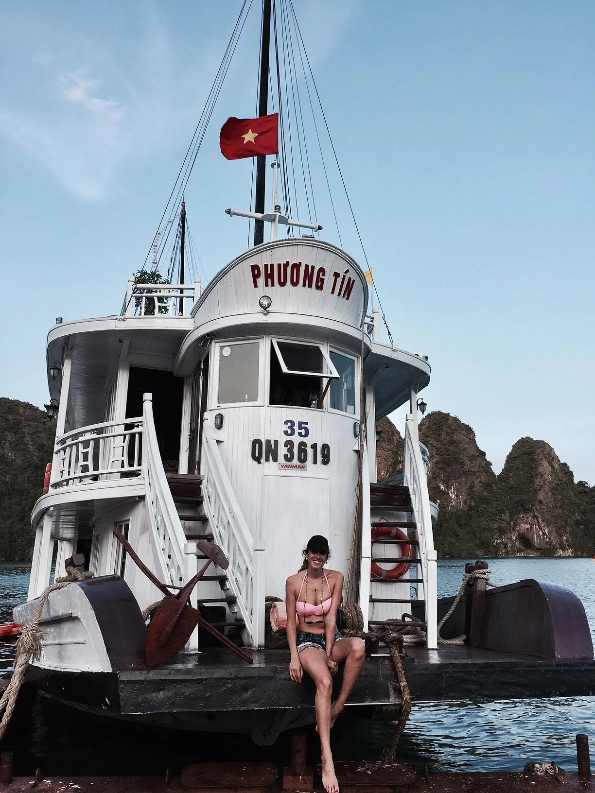 Mi Viaje a Vietnam II: Halong Bay y Hoi An