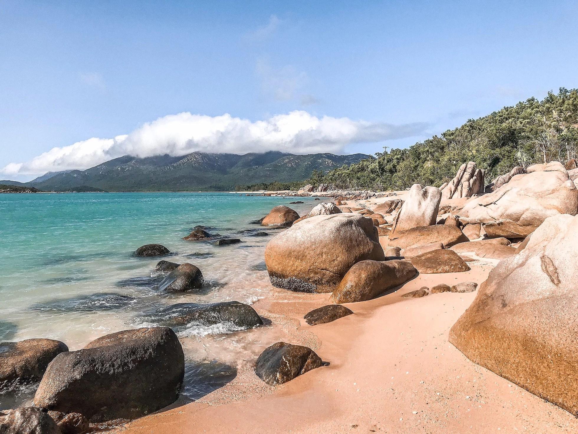 Strandlivet i Australia