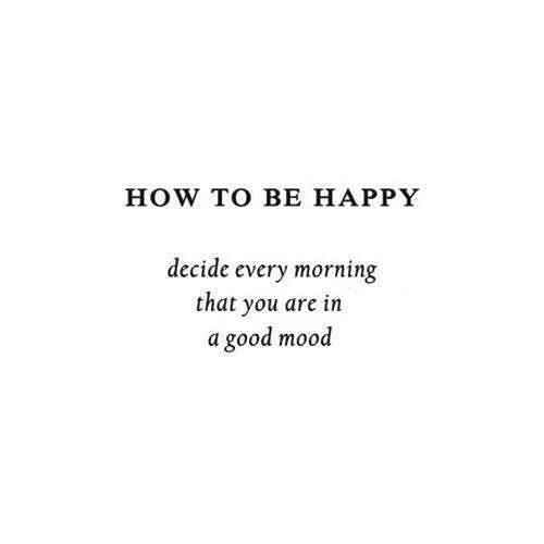 Onsdag morgon