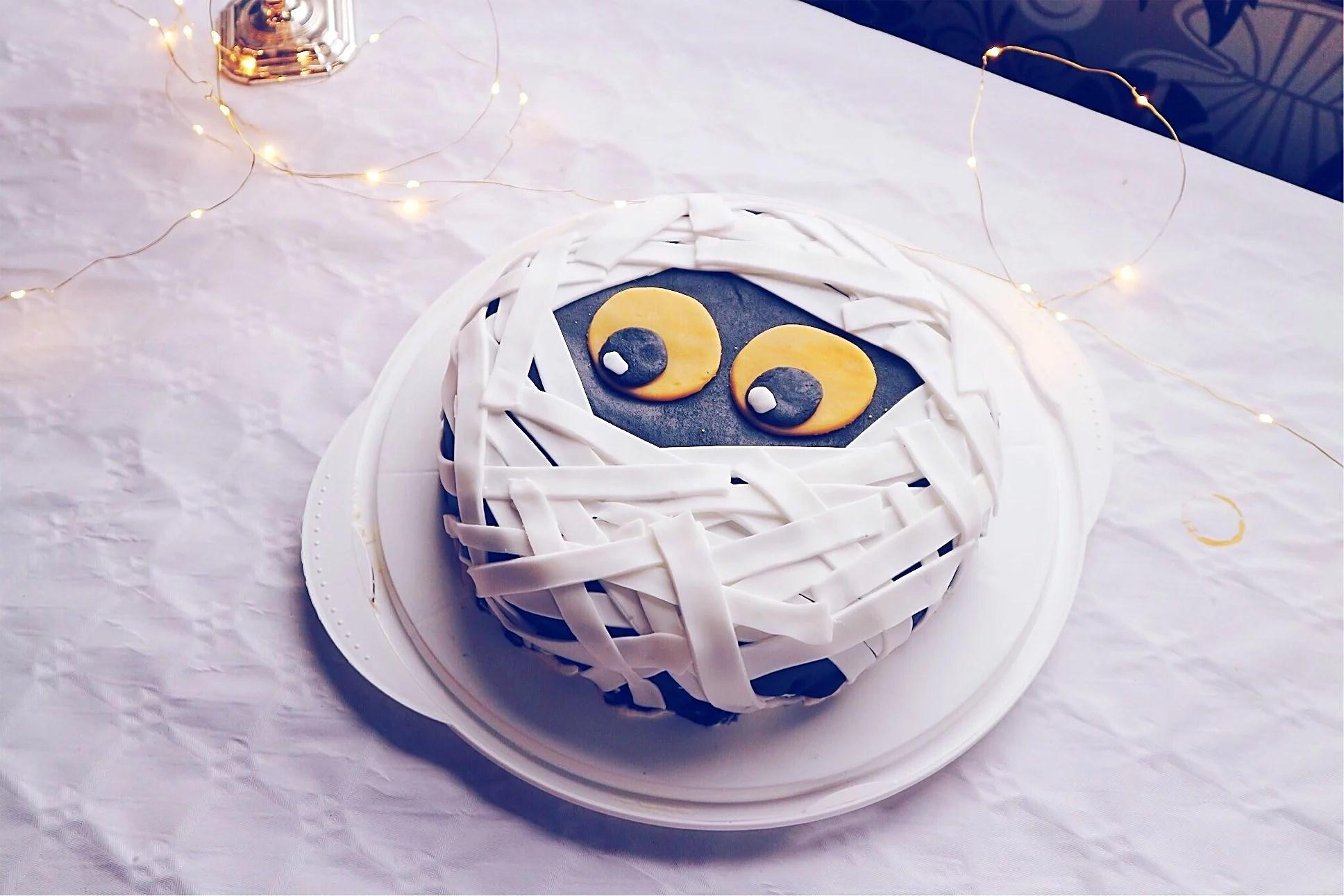 Recept : Mummy cake