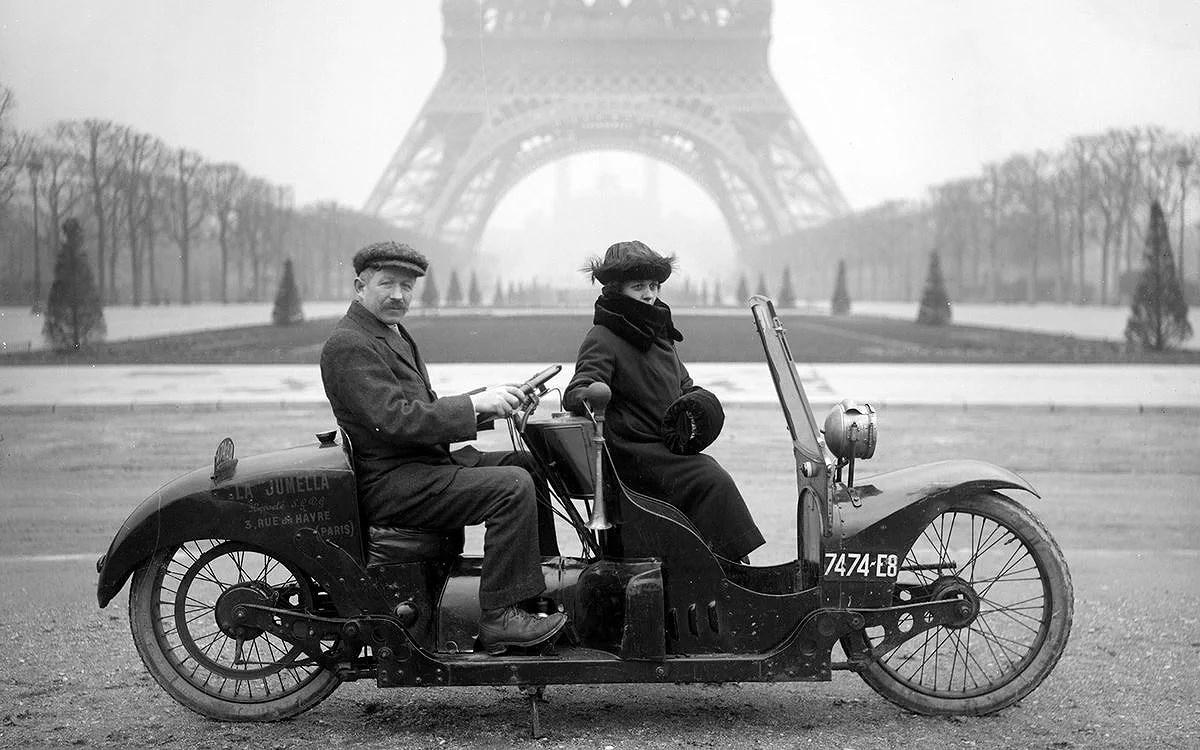 3 stylizacje zainspirowane Paryżem