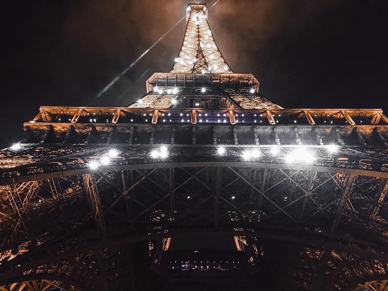 Our honeymoon in Paris