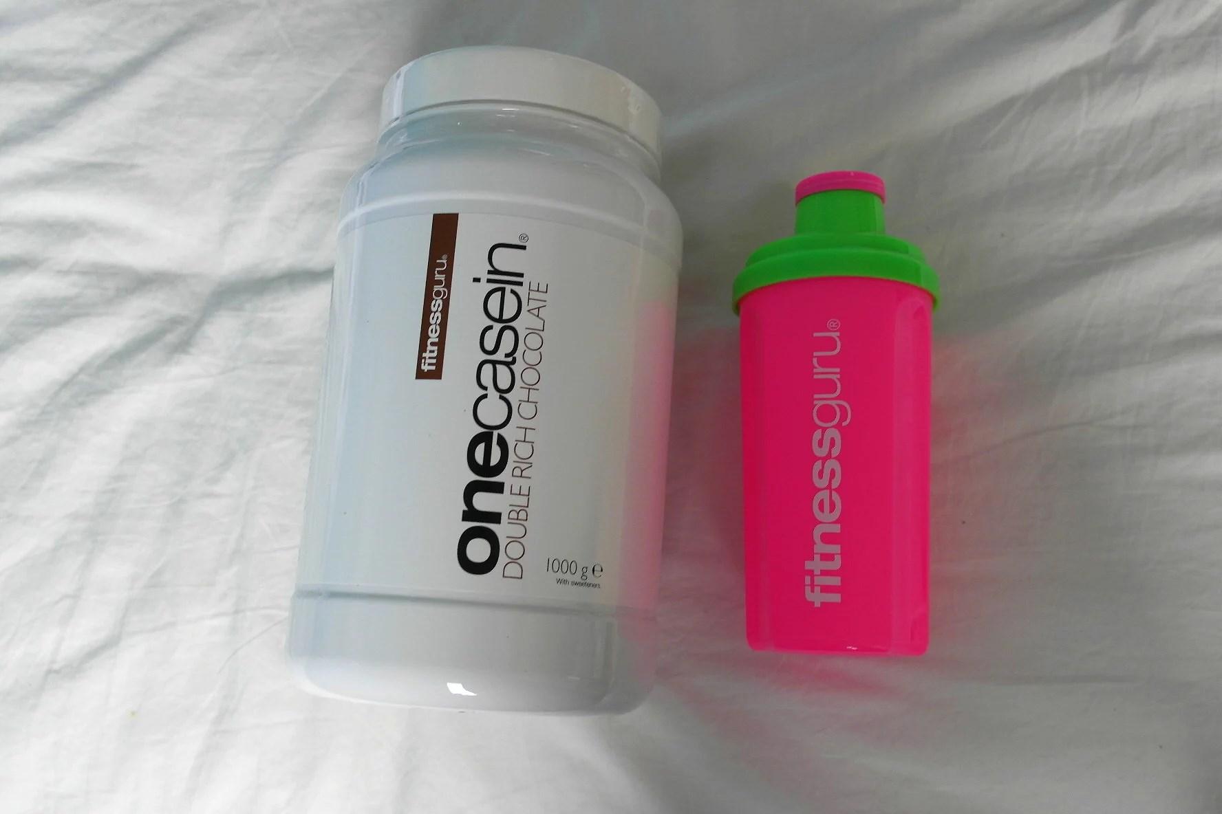 new from fitnessguru