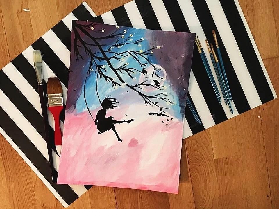 paint them dreams