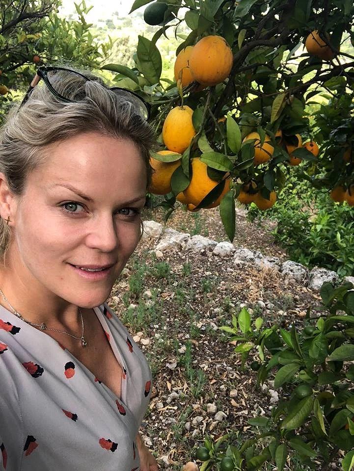 Appelsin magi