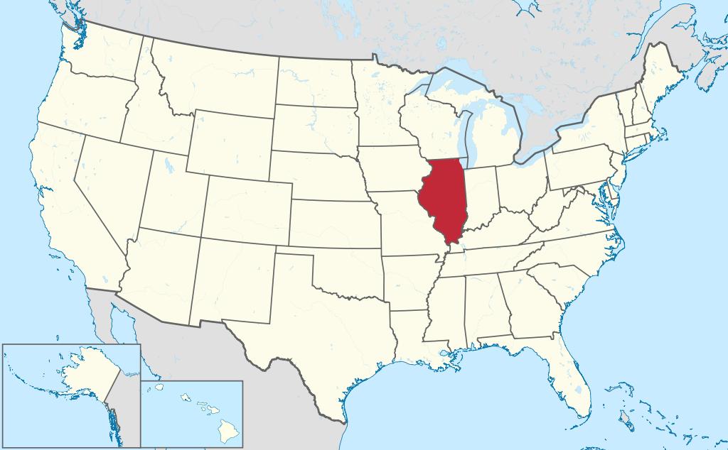 Allmänbildning: Amerikanska delstater: Wisconsin, Illinois och tennessee