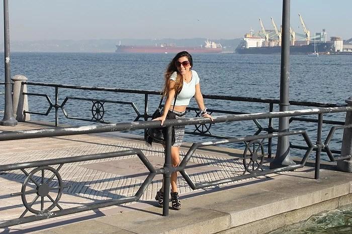La nueva imagen de Coruña con la nueva Marina