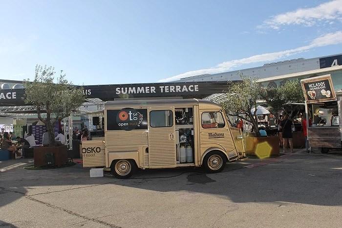 Summer Terrace Momad 2015