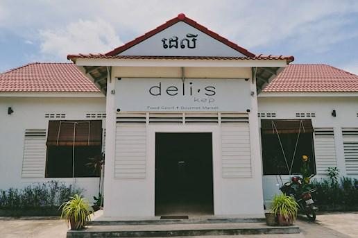 Deli's Kep, Cambodia