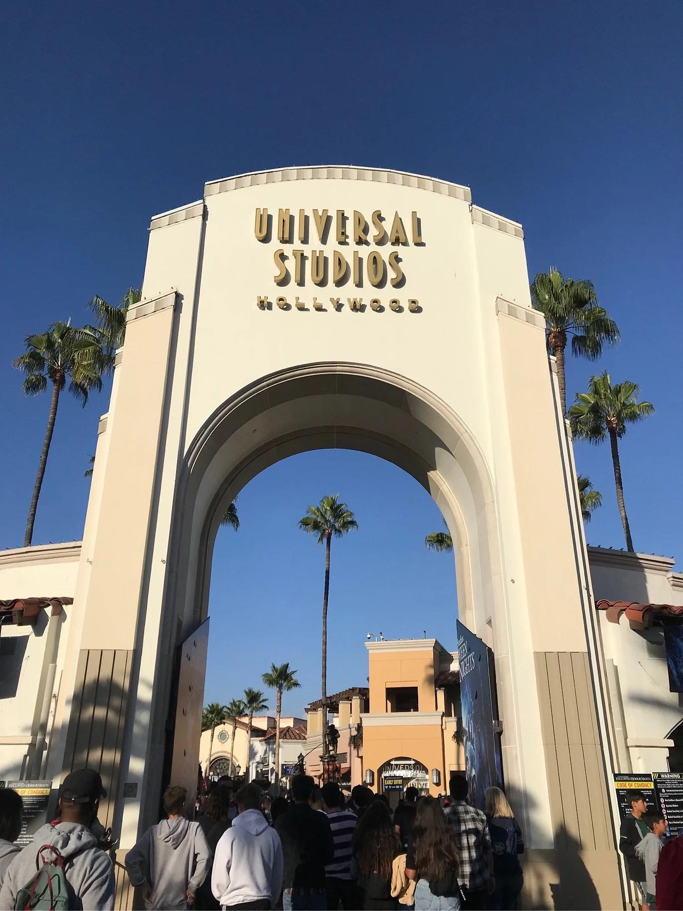 Universal studios & Halloween horror nights